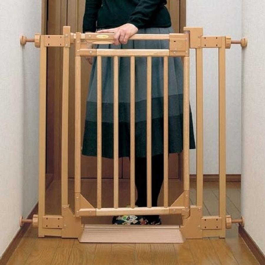 木製のびのびゲートW